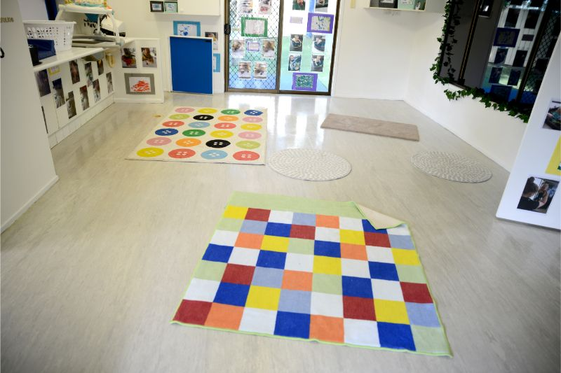 Childcare Centre Vinyl Flooring and Strip & Seal and Carpet Clean