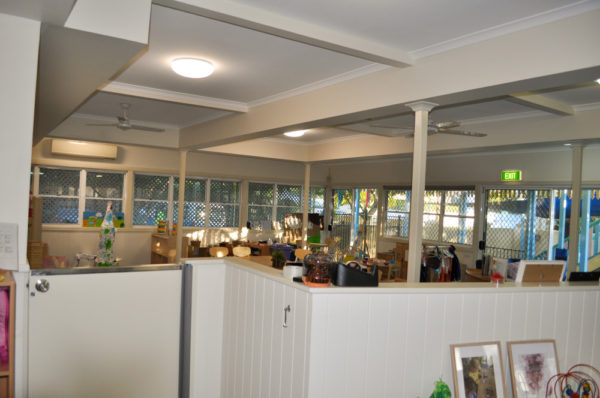 East Brisbane Internal upgrade after