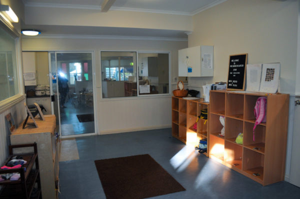 East Brisbane Childcare Paint