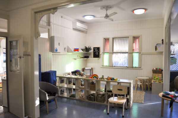 East Brisbane Childcare Paint upgrade