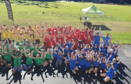 Wesley Mission Gold Coast Youth Hubs Winter Olympics 2019 Community  Sponsorship