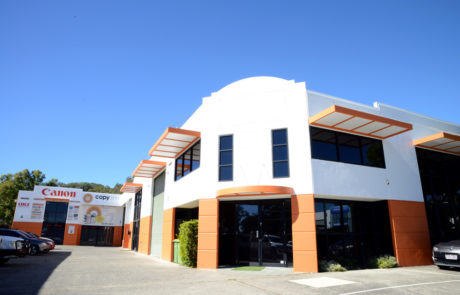 Burleigh Office - Exterior Paint - After 2
