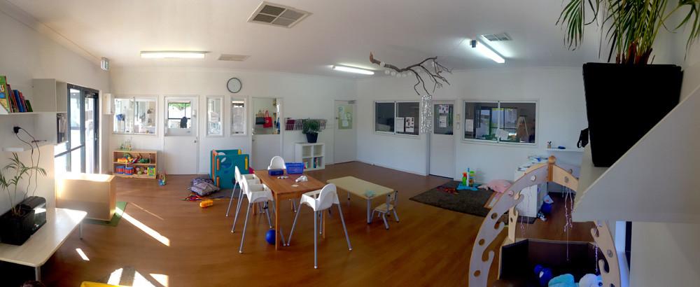 Gosnells Childcare Internal Painting