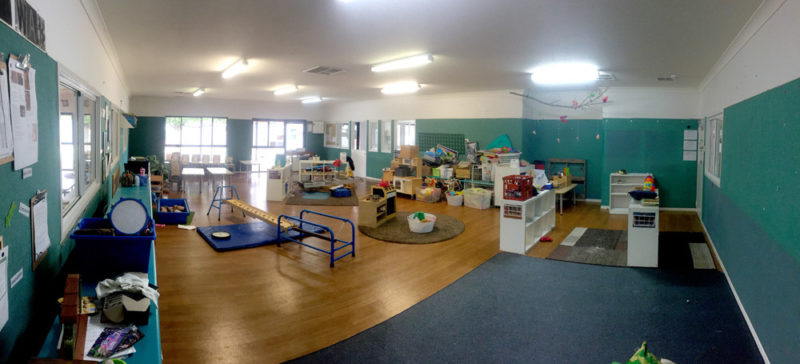 Gosnells Childcare Internal upgrade