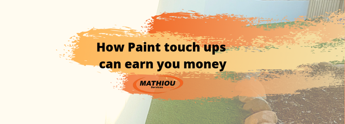 How paint touch ups can earn you money Community Painting and Decorating Services  Painting and Decoration painting paint touch-ups