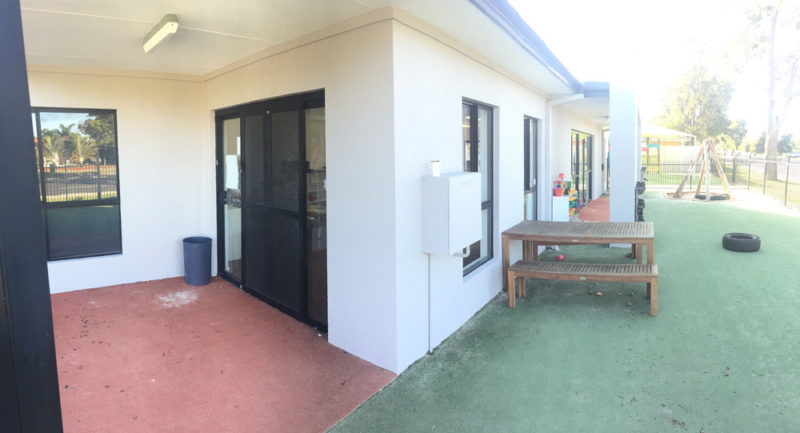 Gosnells Childcare External Painting