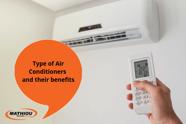 Types of Air Conditioners Bits and Pieces Maintenance and Repair Services  air conditioner service Air conditioner replacement Air conditioner