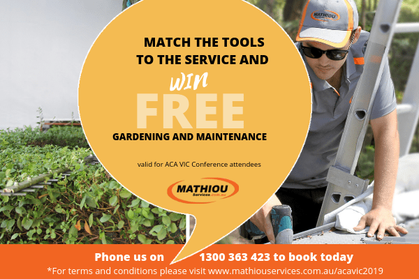 Win Free gardening and maintenance