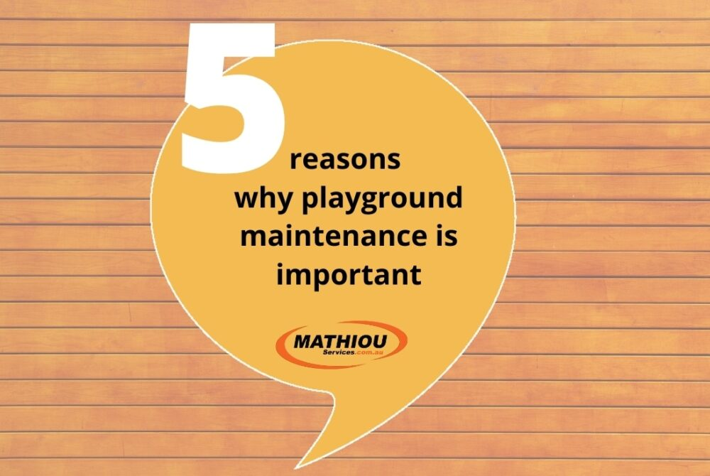 5 reasons why maintenance is important