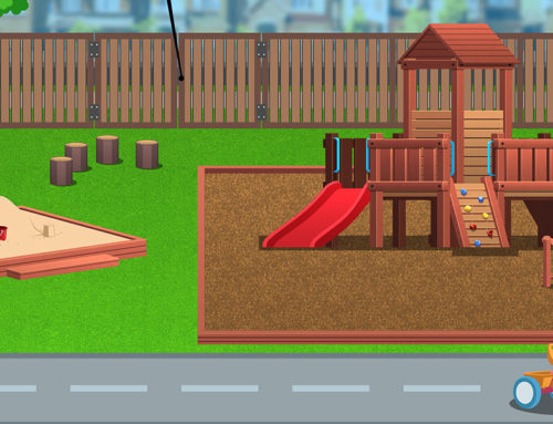 What hazards to look for in your playground