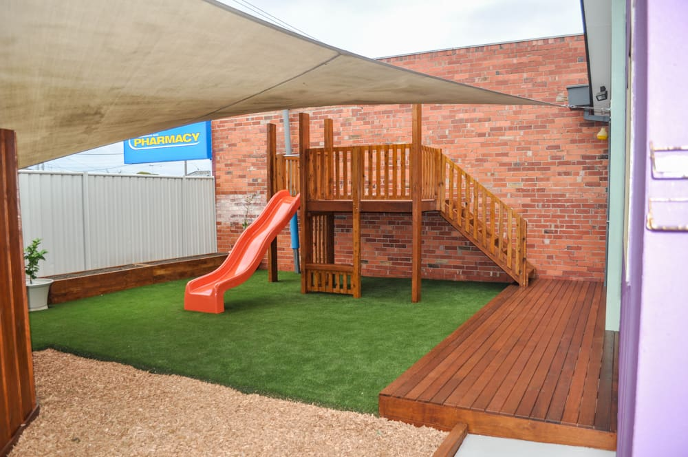 Bimbi's New play space