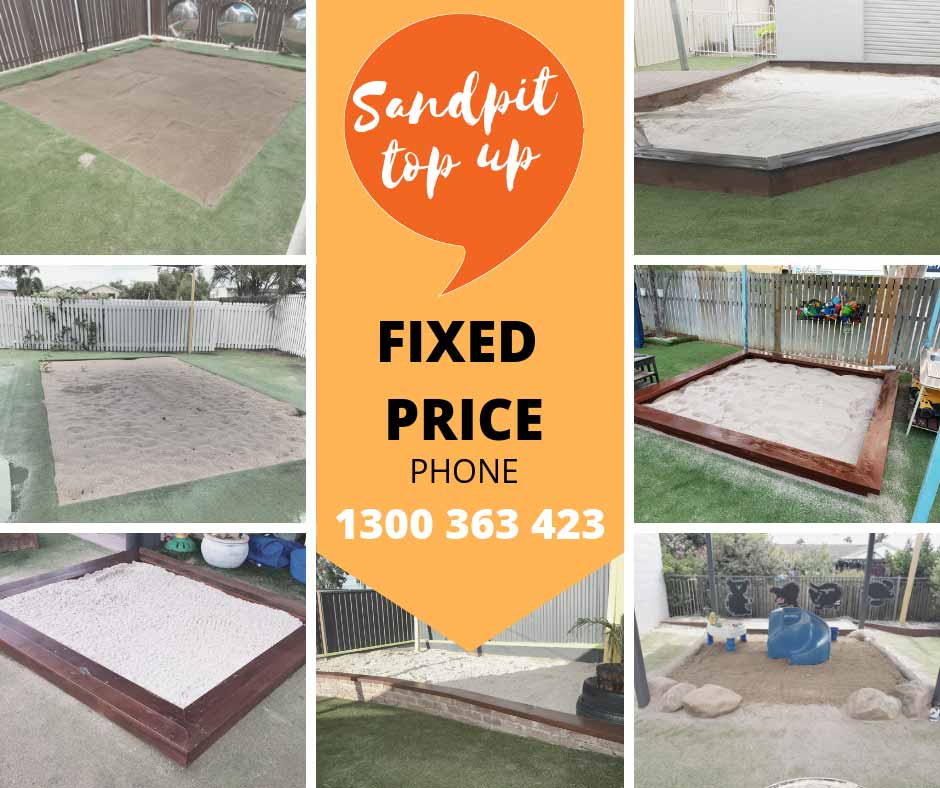 Sand Pit Childcare Exclusive Offer