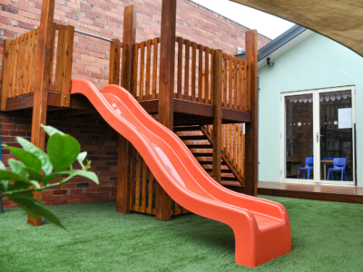 Bimbi Day care Playground Upgrade