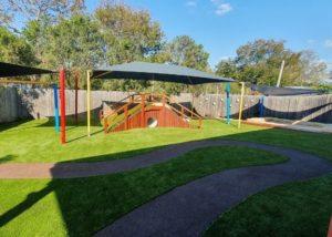 Brisbanes Playground upgrade