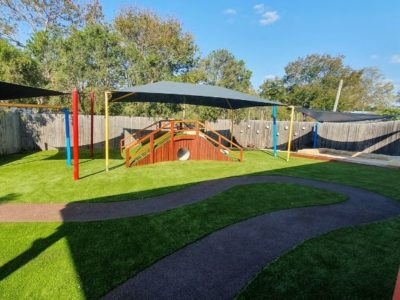 Brisbanes Playground upgrade