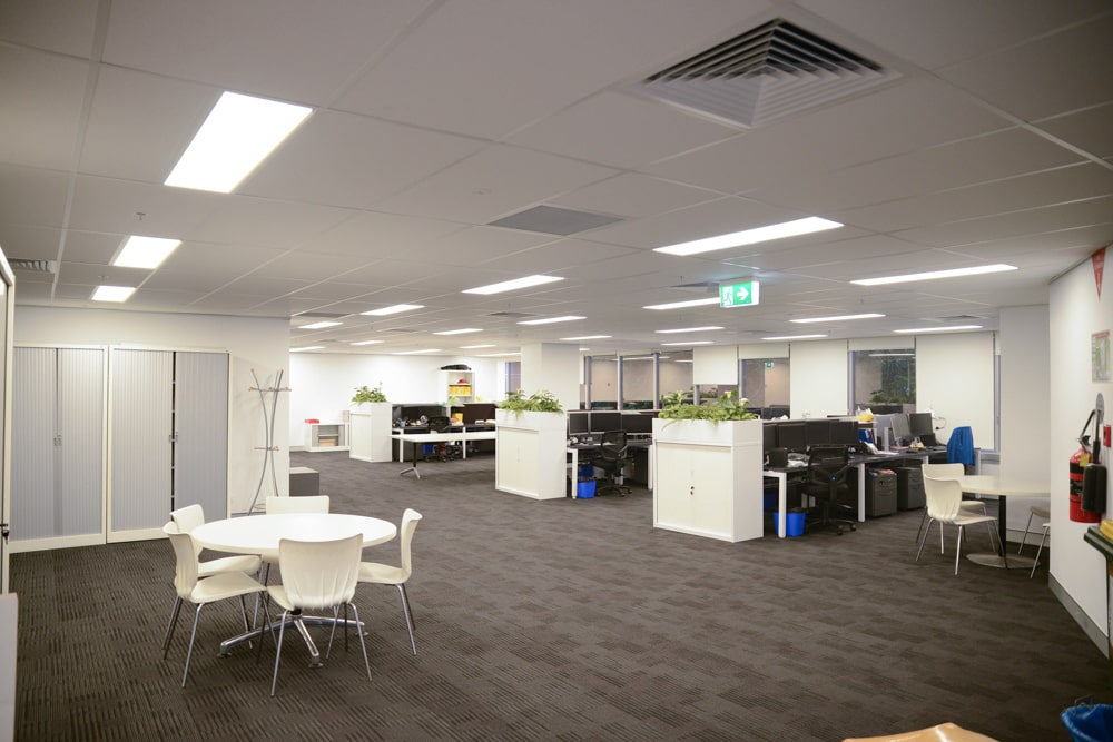 Commercial High rise Interior Fit Out