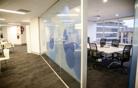 interior Fit out works