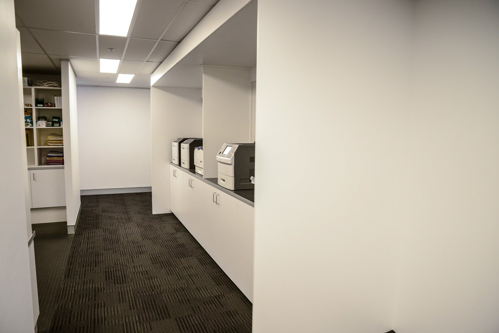 Commercial interior Fit out