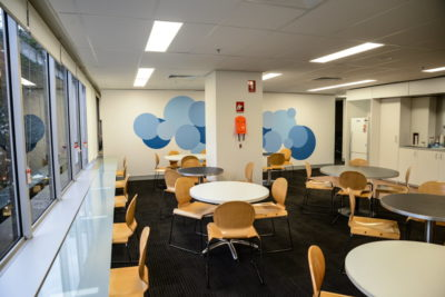Brisbane high rise office fit out