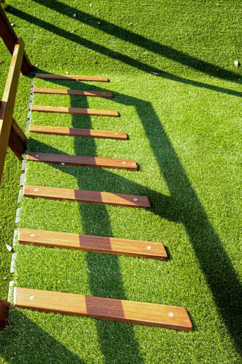 Footprints Playground Upgrade