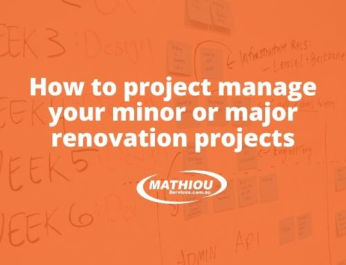 How to project manage renovations effectively
