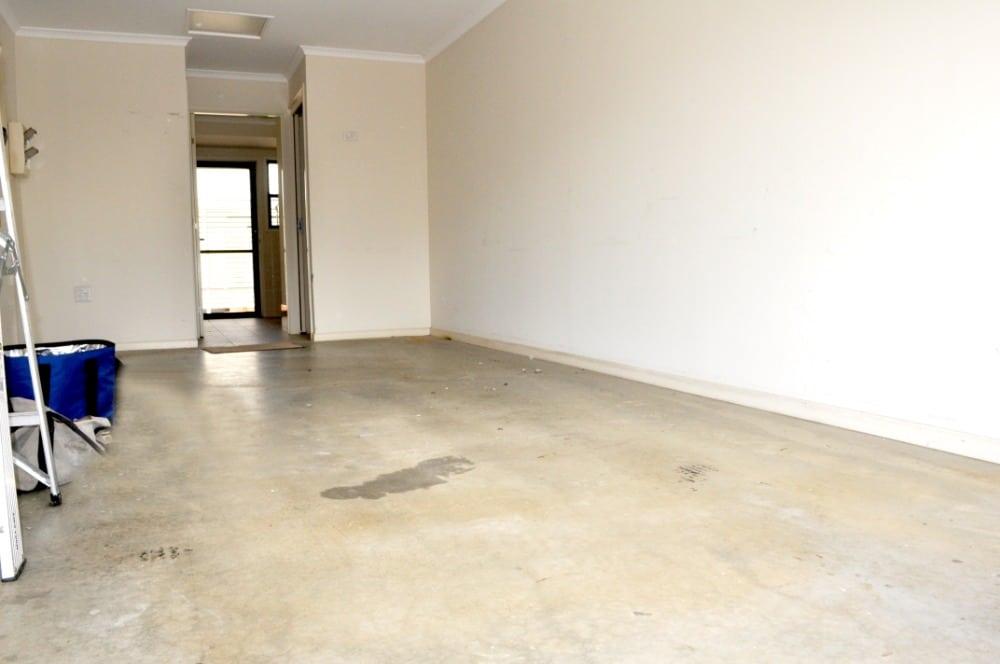 Retirement Unit renovation - before photo