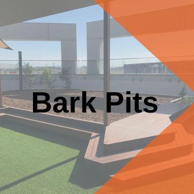 Bark Pits playground