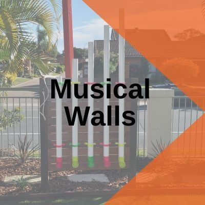 Musical Walls playground