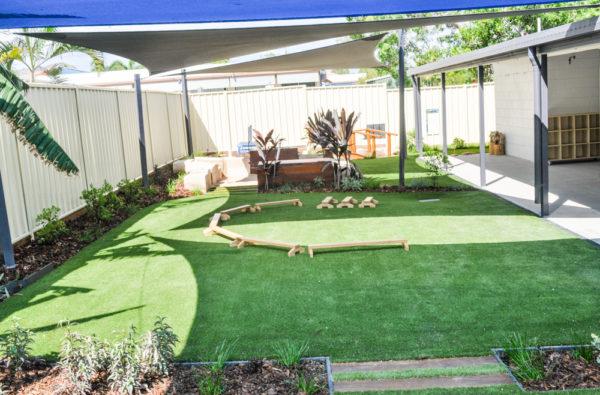 Annandale Exterior Playground