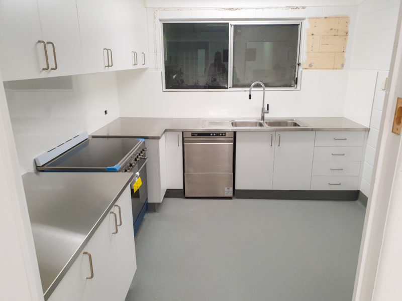 Commercial Kitchen fit out