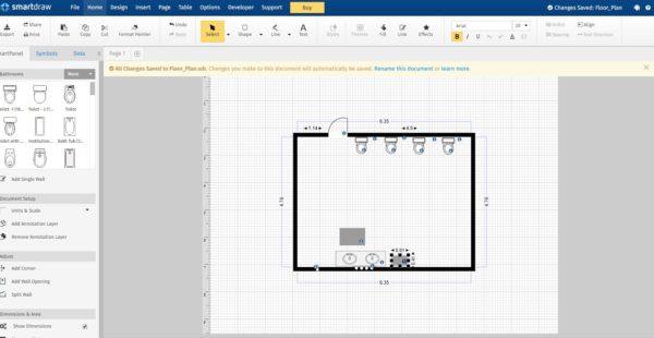 3D Free Bathroom Planner