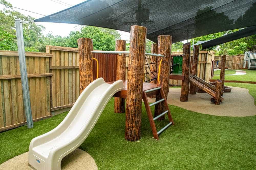 Tarragindi playground after build