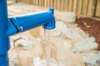 Tarragindi water pump