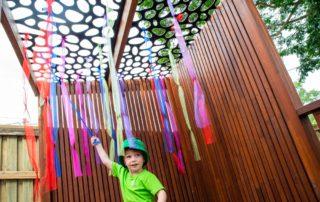 Tarragindi's new playground