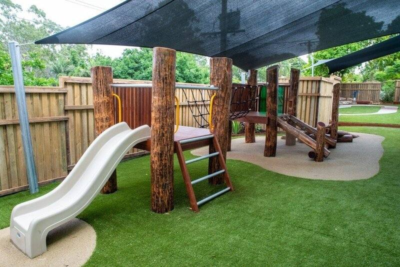 Tarragindi Playground and building extension