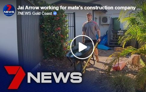 7 news - jai arrow - astroturf