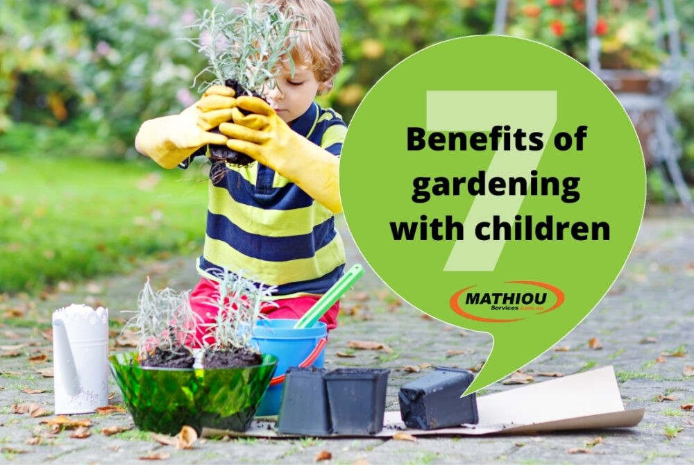 Benefits of Kids Gardening