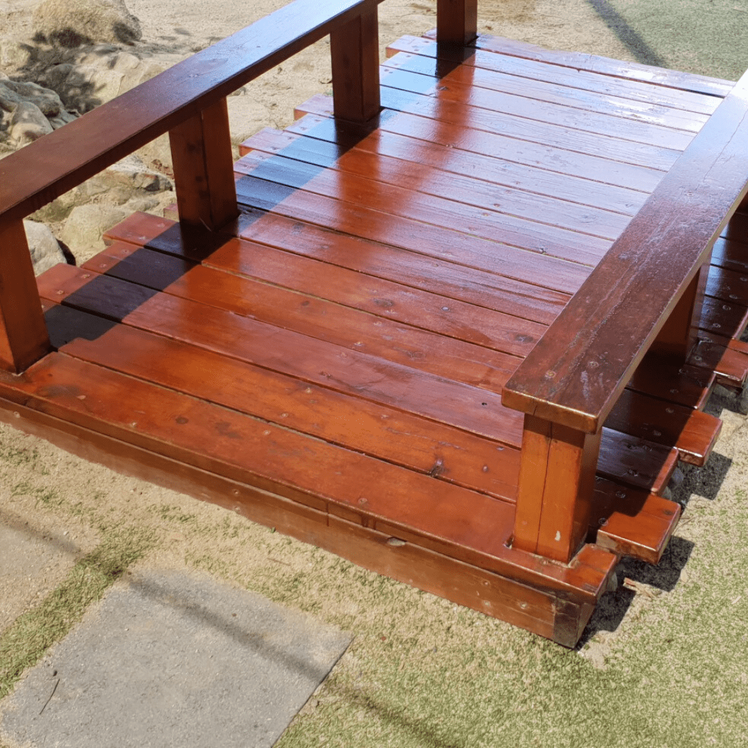 Timber Staining Staining