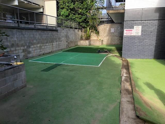 handball court- before