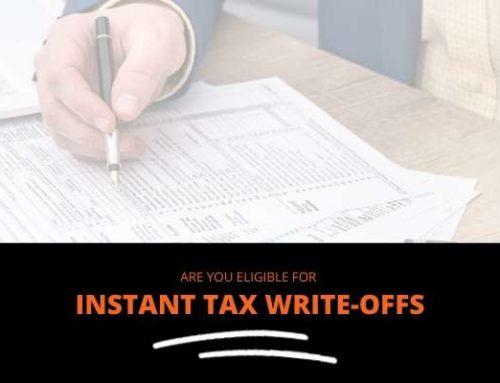 2020 Tax-write-offs