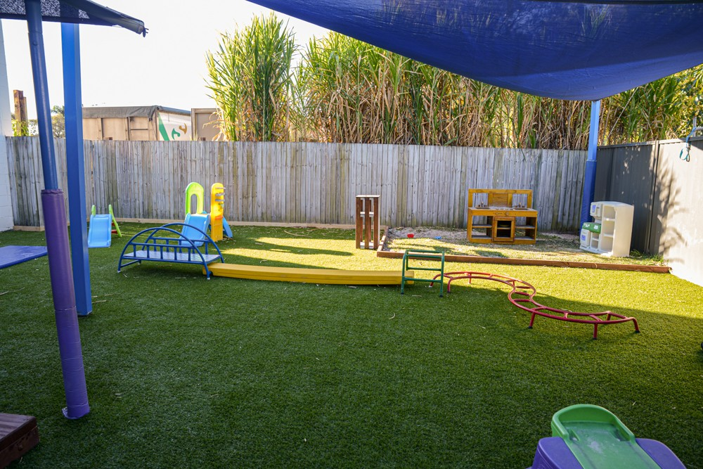 artificial Turf install - after