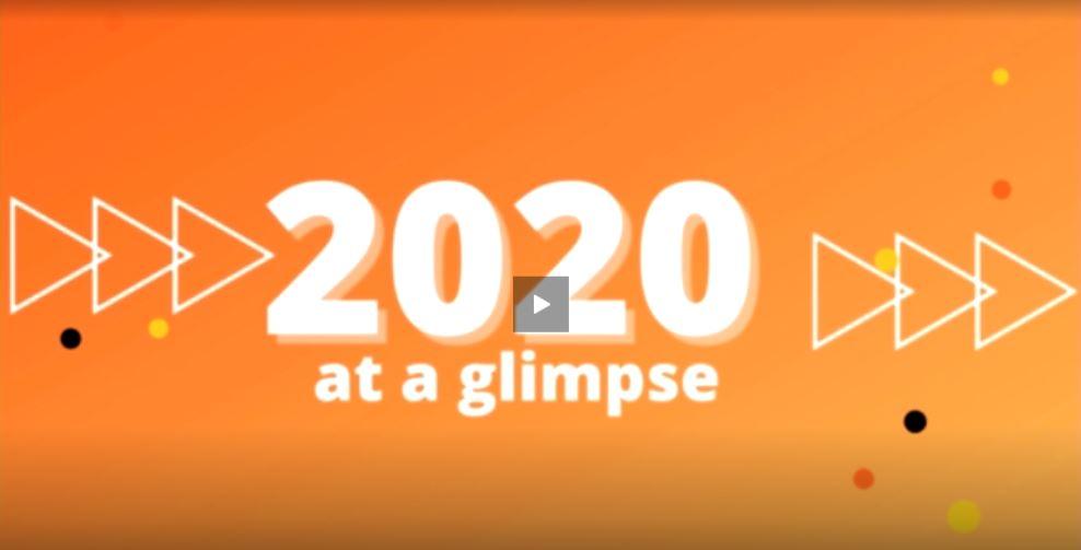 2020 glimpse