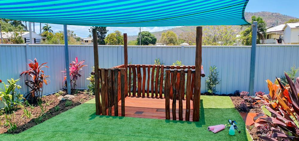 Hyde Park - Outdoor Renovation-Deck- after