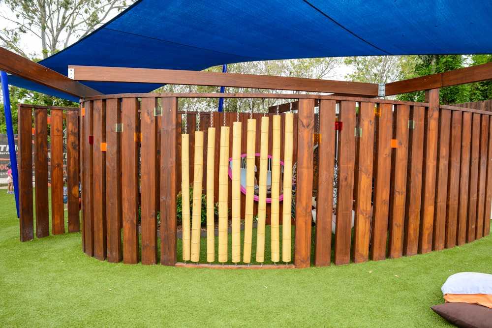 Tanah Merah Playground Timber Structure