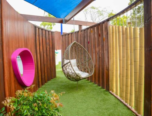 Tanah Merah Playground Build