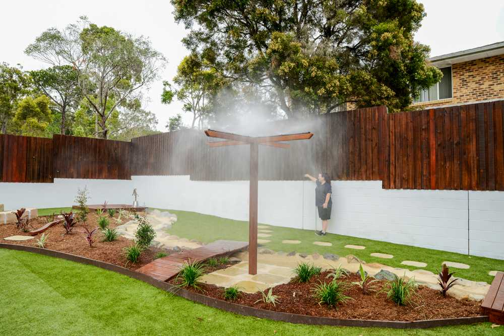 water feature, gardening, landscaping