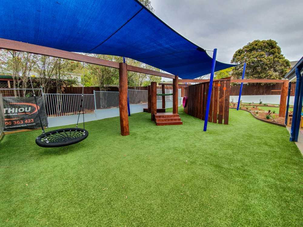 Playground in Queensland