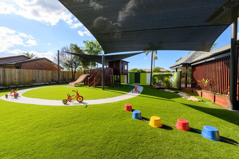 Aroona EELC Childcare playground