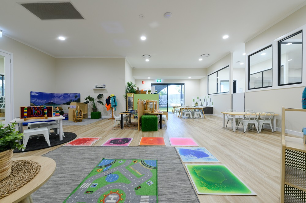Internal early learning room fit out