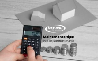 Maintenance tips- true costs of maintenance